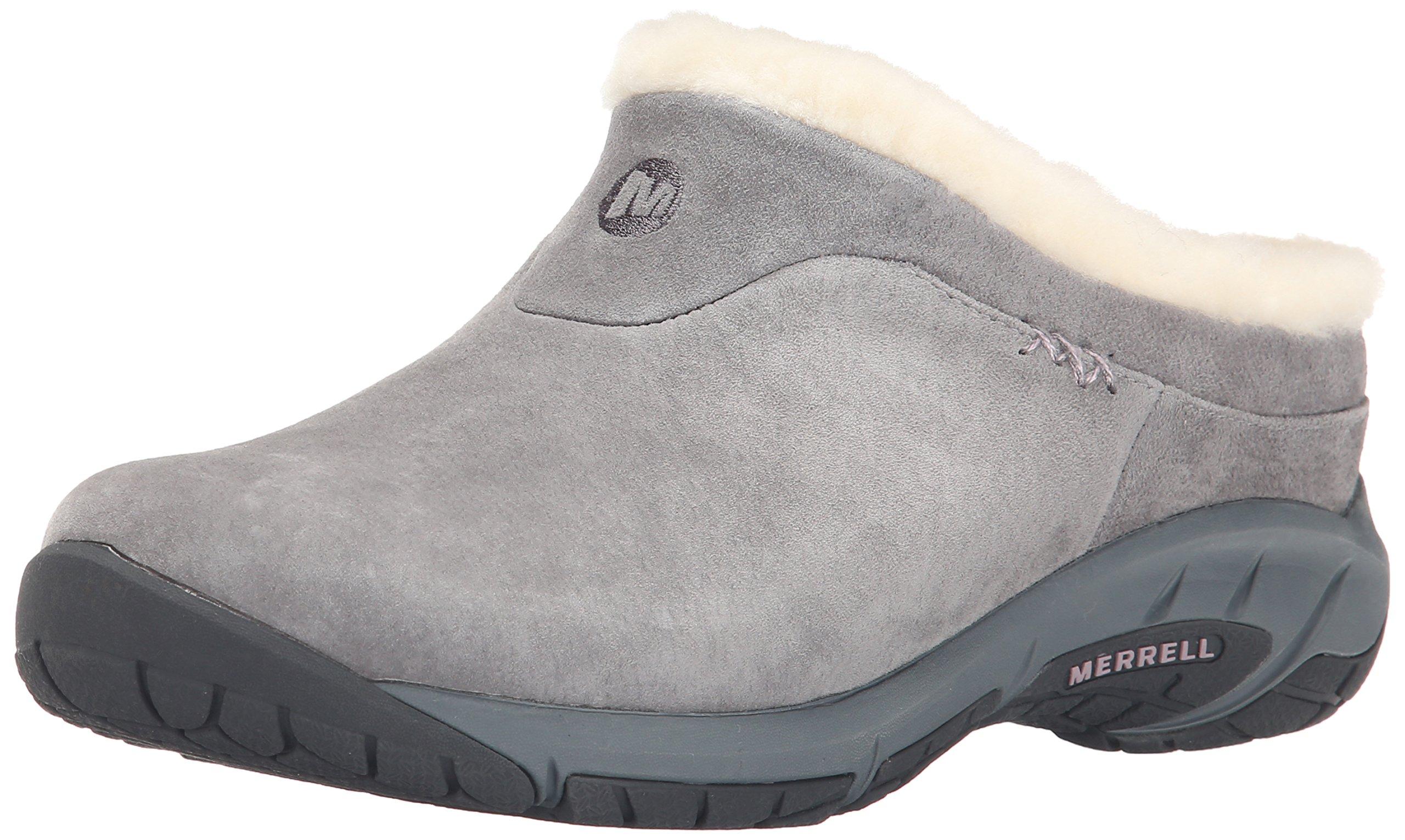 Merrell Women's Encore Ice Slip-On Shoe, Castle Rock, 8 M US