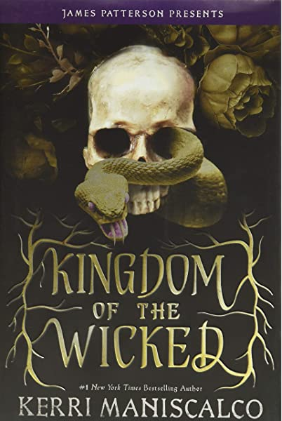 Amazon.com: Kingdom of the Wicked (Kingdom of the Wicked (1))  (9780316428460): Maniscalco, Kerri: Books