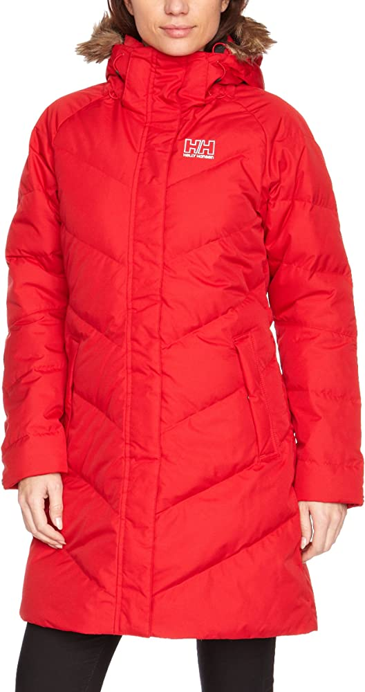 Mujer Helly Hansen Aden Chaqueta Impermeable con Capucha
