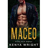 Maceo (Filthy Rich Alphas): (Illustrated Interracial Romance)