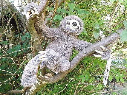 Amazon Com Plush Toy Sloth 11 Soft And Cuddly Stuffed Animal