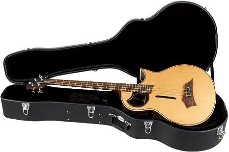 Rockcase Standard RC10613B para bajo acústico · Estuche guitarra acúst.: Amazon.es: Instrumentos musicales
