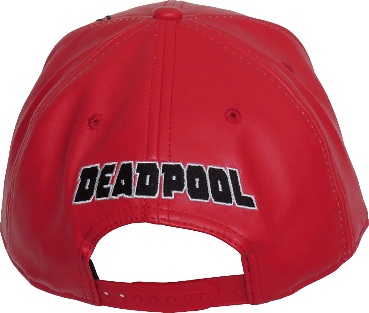 Marvel Comics Deadpool Máscara Gorra: Amazon.es: Ropa y accesorios