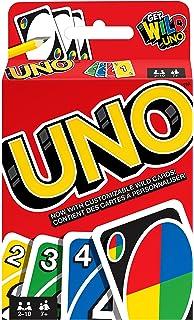 Mattel Games UNO classic, juego de cartas (Mattel W2087 ...
