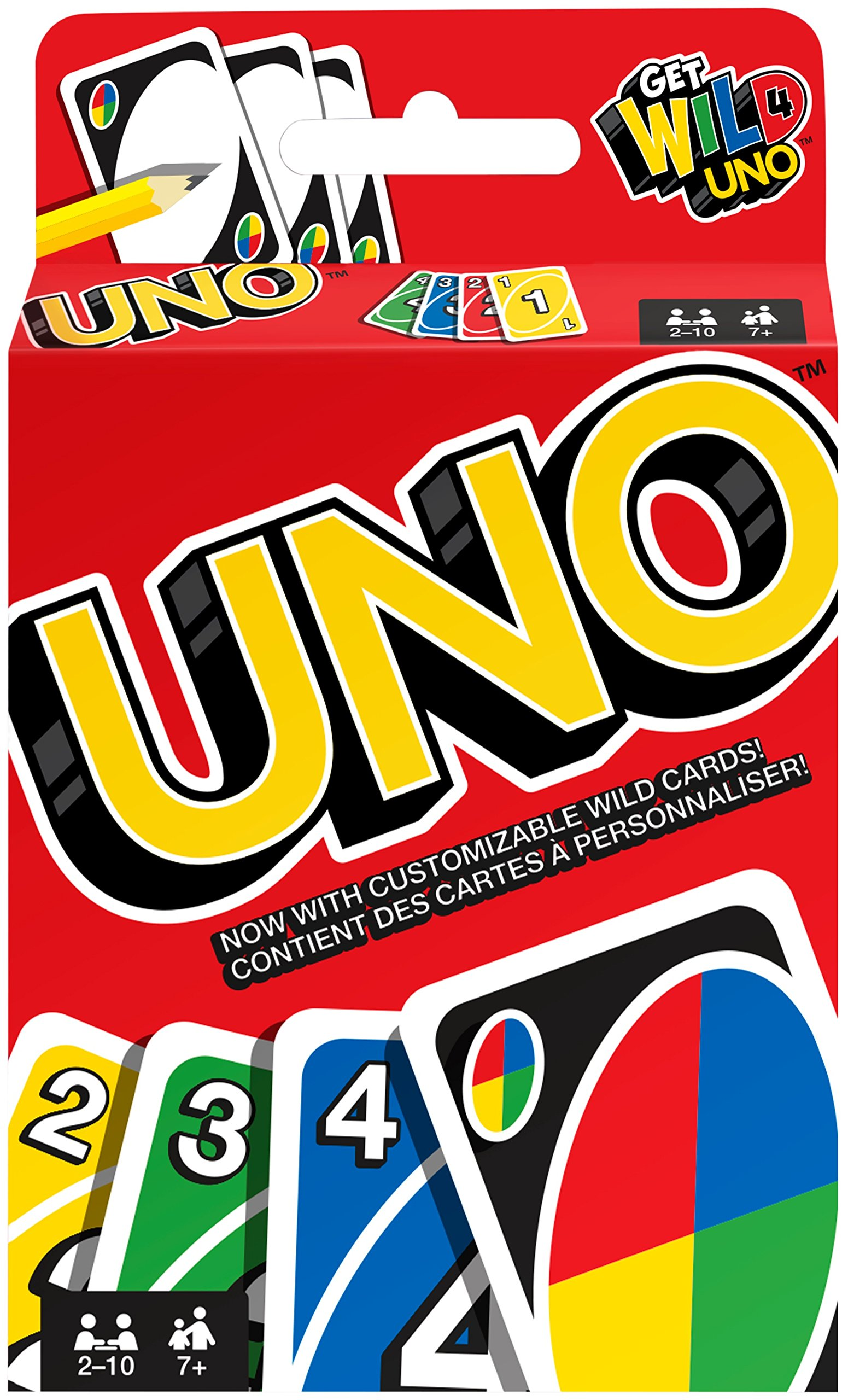UNO Card Game product image