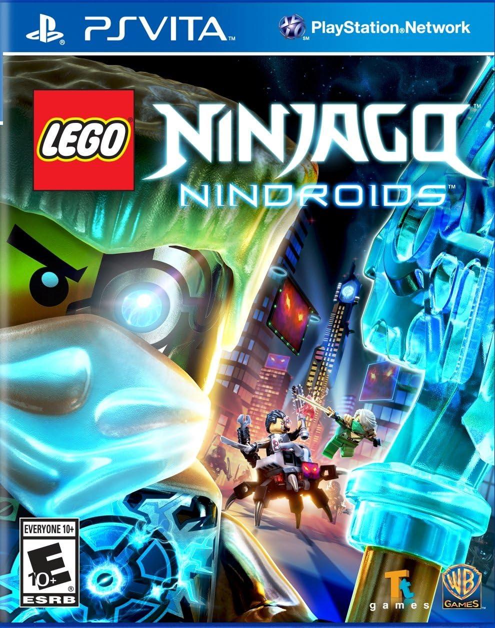 Скачать lego ninjago nindroids.