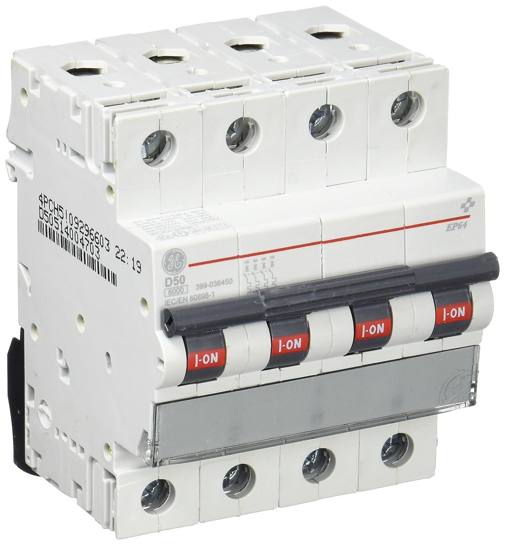 General Electric 566659 Magnetotérmico: Amazon.es: Bricolaje y ...