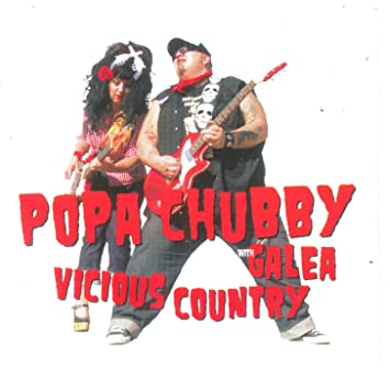 Popa chubby vicious country