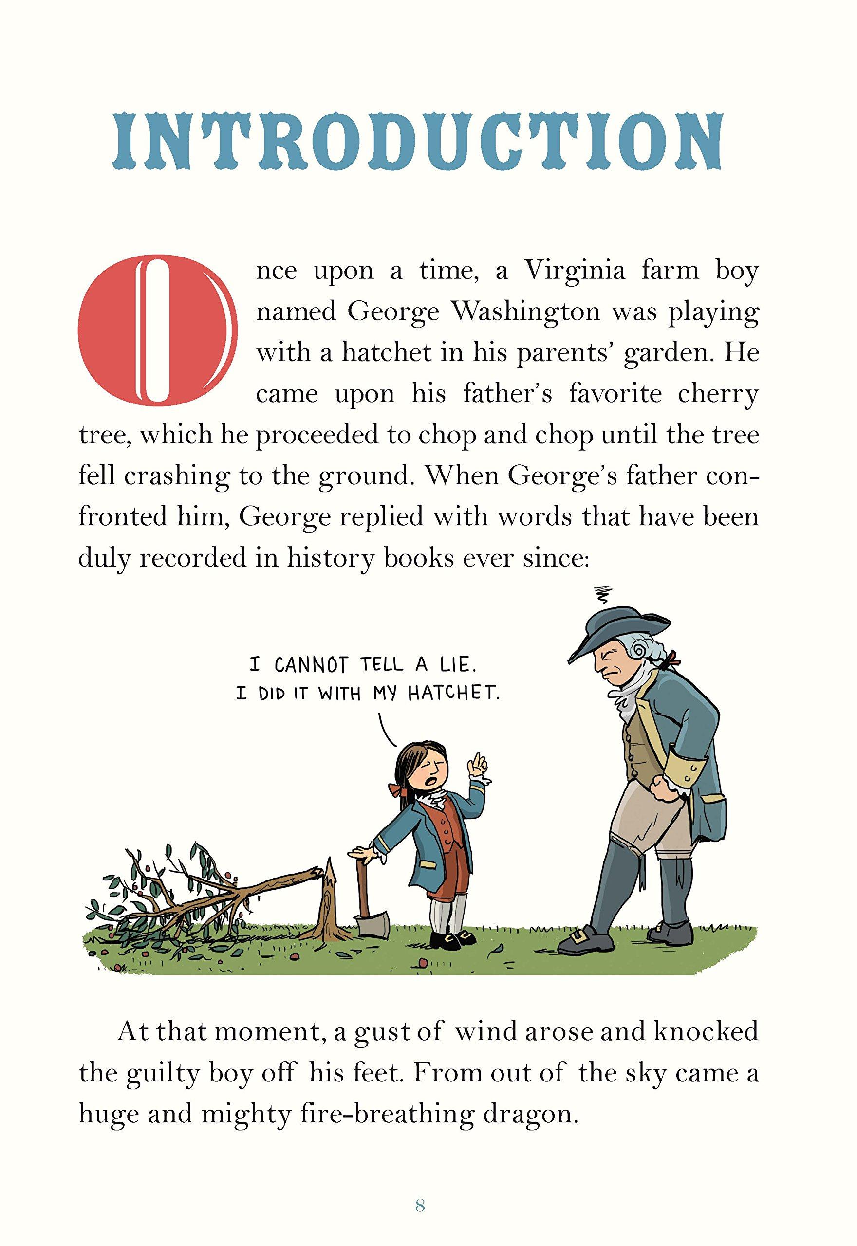 Kid Presidents: True Tales of Childhood from America\'s Presidents ...