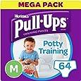 Huggies Pull-Ups Potty Training Pants for Boys, Medium, 64 Pants