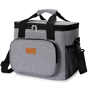 Lifewit large and insulated lunch box for men