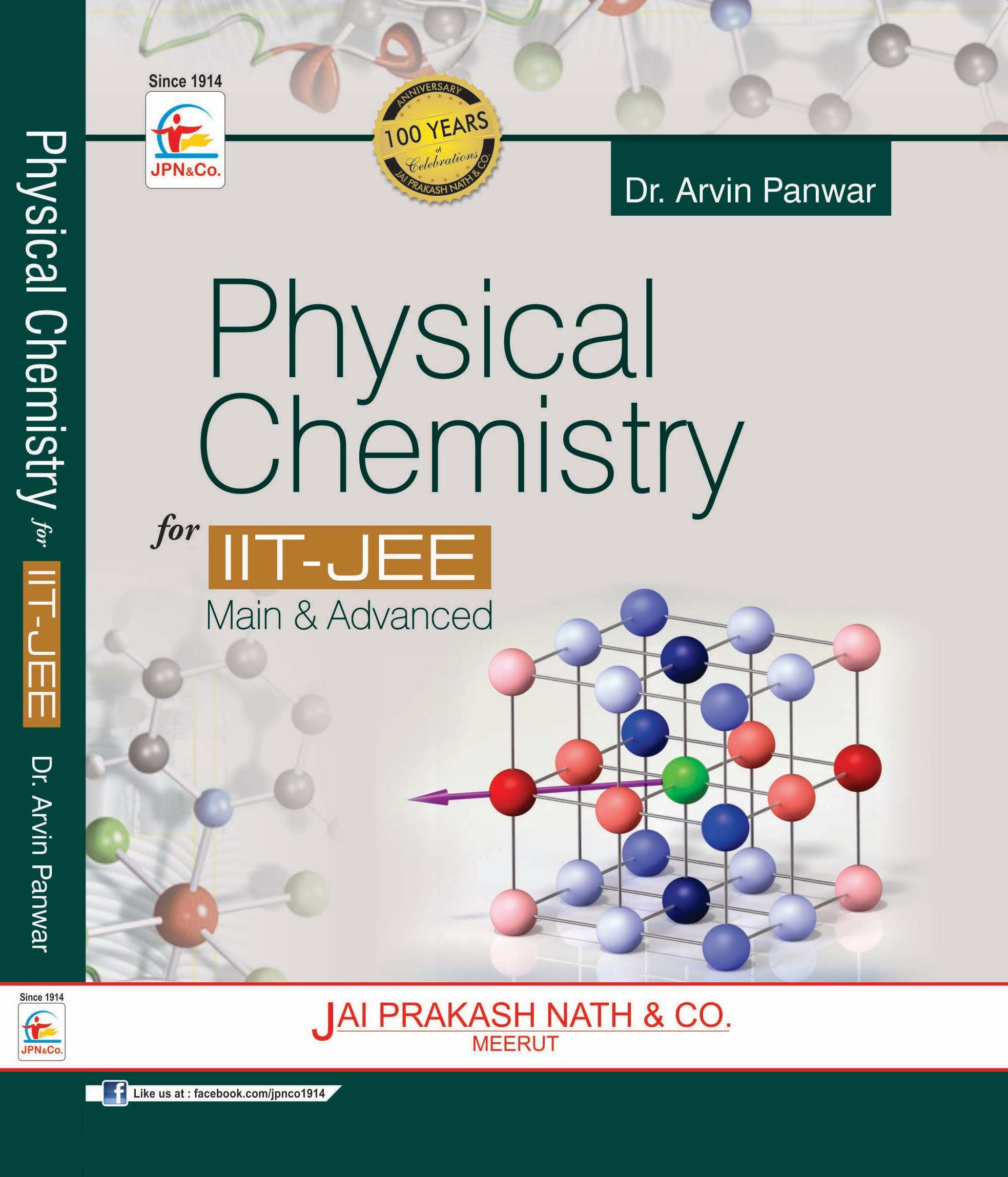 jee iit chemistry for books