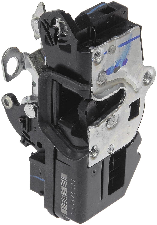 Dorman 931-303 Front Drivers Side Door Lock Actuator Motor for Select  Chevrolet/GMC/Cadillac Trucks