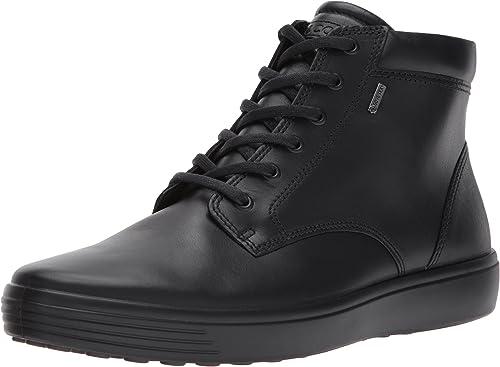 ECCO Men's Soft 7 Classic Boots: Amazon