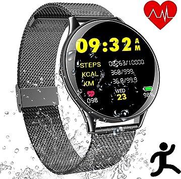 Smartwatch Deportes Impermeable: Amazon.es: Electrónica