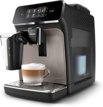 Cafetera Automática 1,8L EP Series Philips
