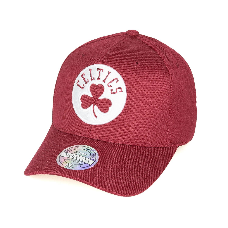 Mitchell & Ness - Gorra de béisbol - para Hombre Rojo Rojo Talla ...