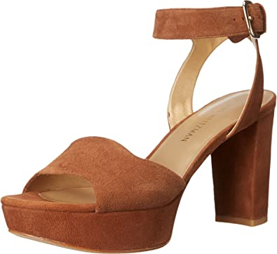 Stuart Weitzman Two Cool Platform Sandal 26rt0