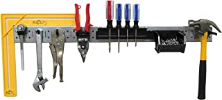 product image for Metal Pegboard Strip Tool Organizer
