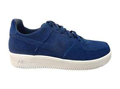 NIKE Air Force 1 Ultraforce, Chaussures de Sport Homme, Bleu-Azul Coastal Blue