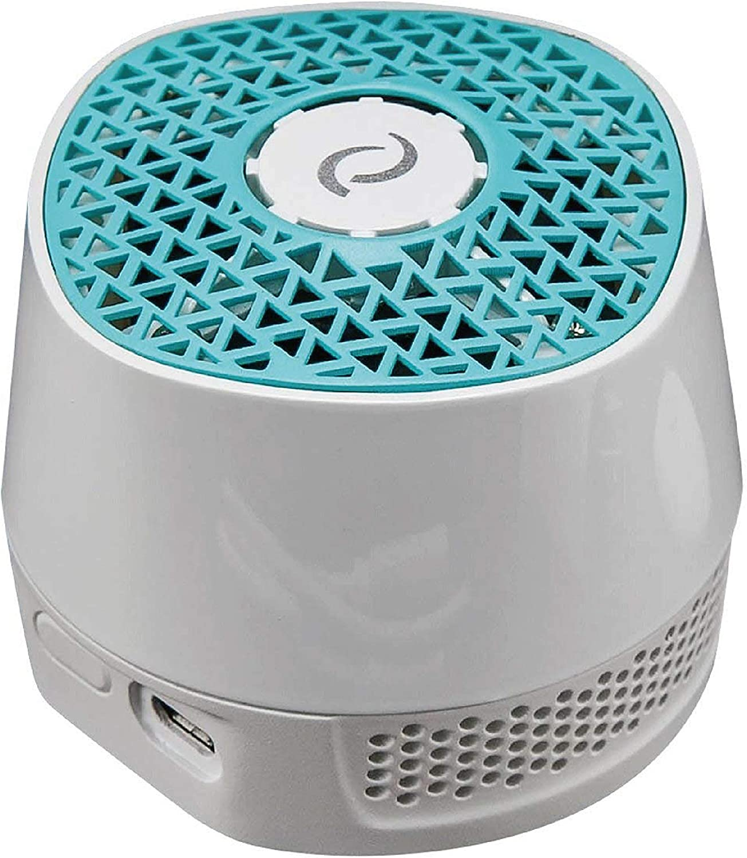VentiFresh Smart Cat Litter Odor Purifier Eliminator, Odor Deodorizer Air Filter for Car Trash Cans and Shoe Cabinet