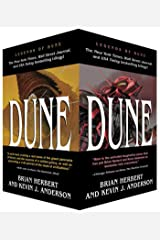 Legends of Dune Trilogy [Box Set] - (The Butlerian Jihad/The Machine Crusade/The Battle of Corrin) Mass Market Paperback