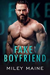 Fake Boyfriend: An Army Ranger Romantic Suspense (Sinful Temptation Book 1) Kindle Edition