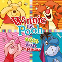 Official Winnie the Pooh 2015 Fun Square