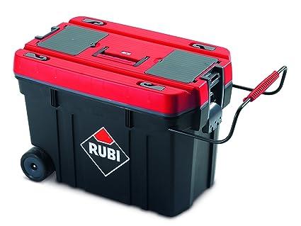 Rubi 71954 Caja herramientas de plástico Rojo