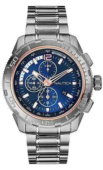 Reloj - Nautica - Para Hombre - NAI24500G