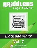 Griddlers Logic Puzzles: Black and White (Volume 7)