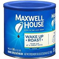 Maxwell House Wake Up Roast Medium Roast Ground Coffee 30.65oz