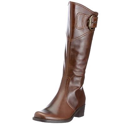 Gabor Stiefel, copper Nappa Jamaika (Micro), EU 35 (US 2,5), (72.926 ... a4077db49a