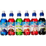 Snowycones Mixed Flavour Syrups Strawberry/Lemon and Lime/Blue Raspberry/Cherry/Grape/Pink Bubblegum 250 ml (Pack of 6)