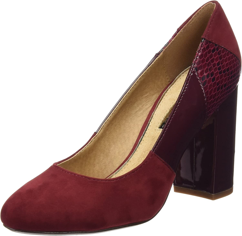 TALLA 37 EU. MTNG Originals 61295 - Zapatos de tacón para Mujer
