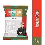 Popular Essentials Sooji Pouch, 1 kg