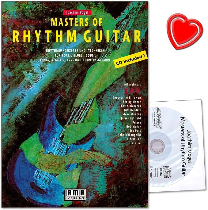 Masters of Rhythm Guitar de Joachim Oiseaux – Elvis, Chuck Berry ...