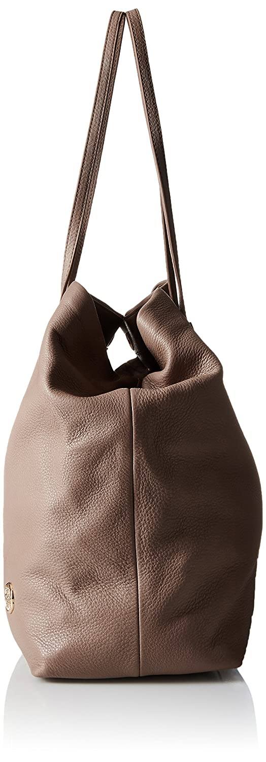 ddb11f912d37 Vince Camuto Women's Kent Tote Top Handle Handbag, Mink, One Size:  Amazon.co.uk: Shoes & Bags