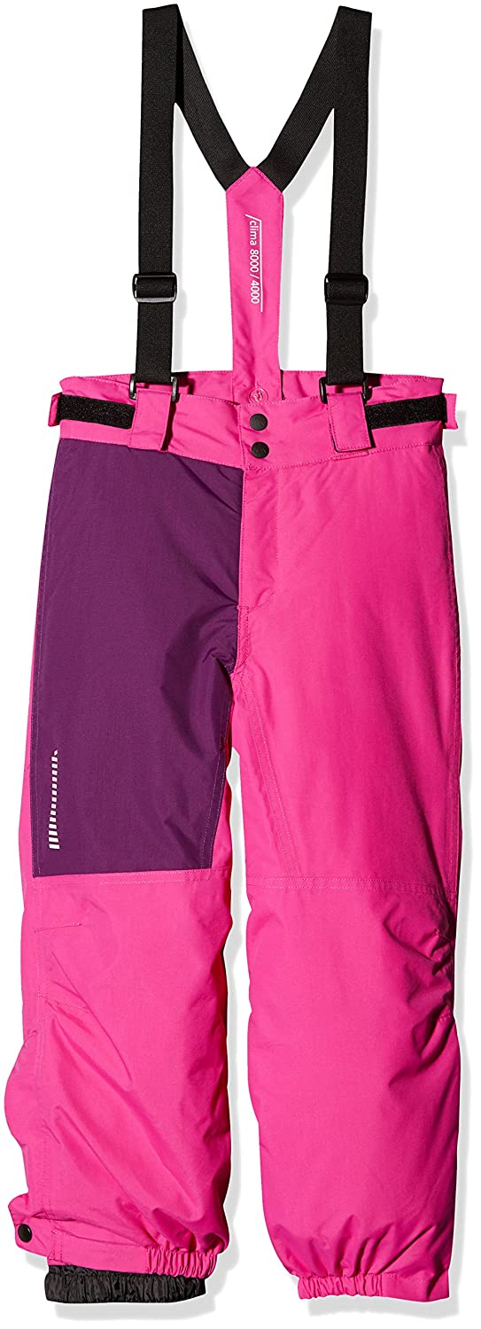 Name It Girl's Nitstorm Pant NMT Fuchsia Pur Fo Snow Trousers 13137943