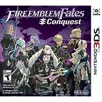 Fire Emblem Fates: Conquest - Nintendo 3DS Conquest Edition