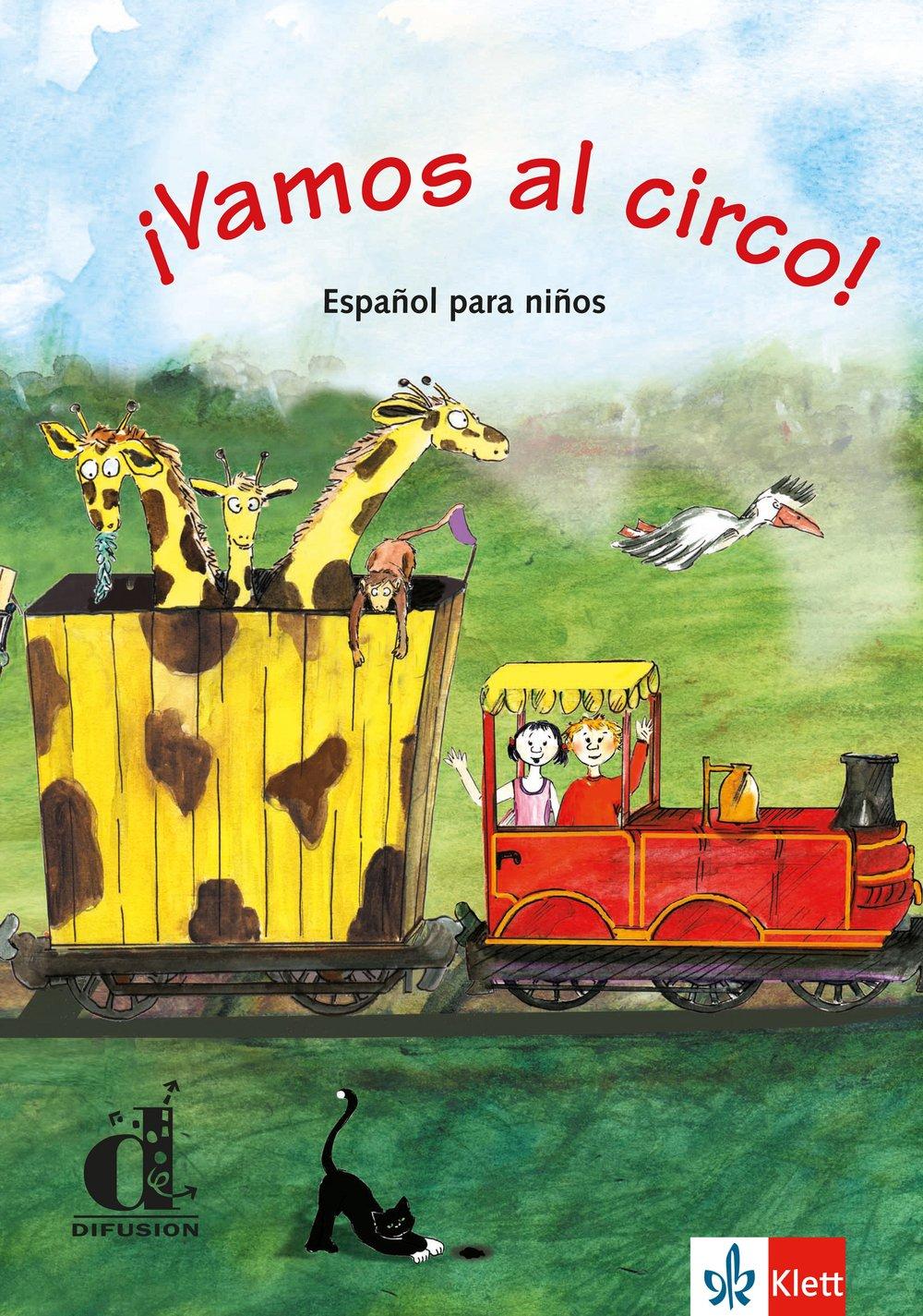 Vamos al circo!, Buch ebook