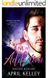 New Addiction: An M/M Dragon Shifter Romance (Wingspan Book 1)