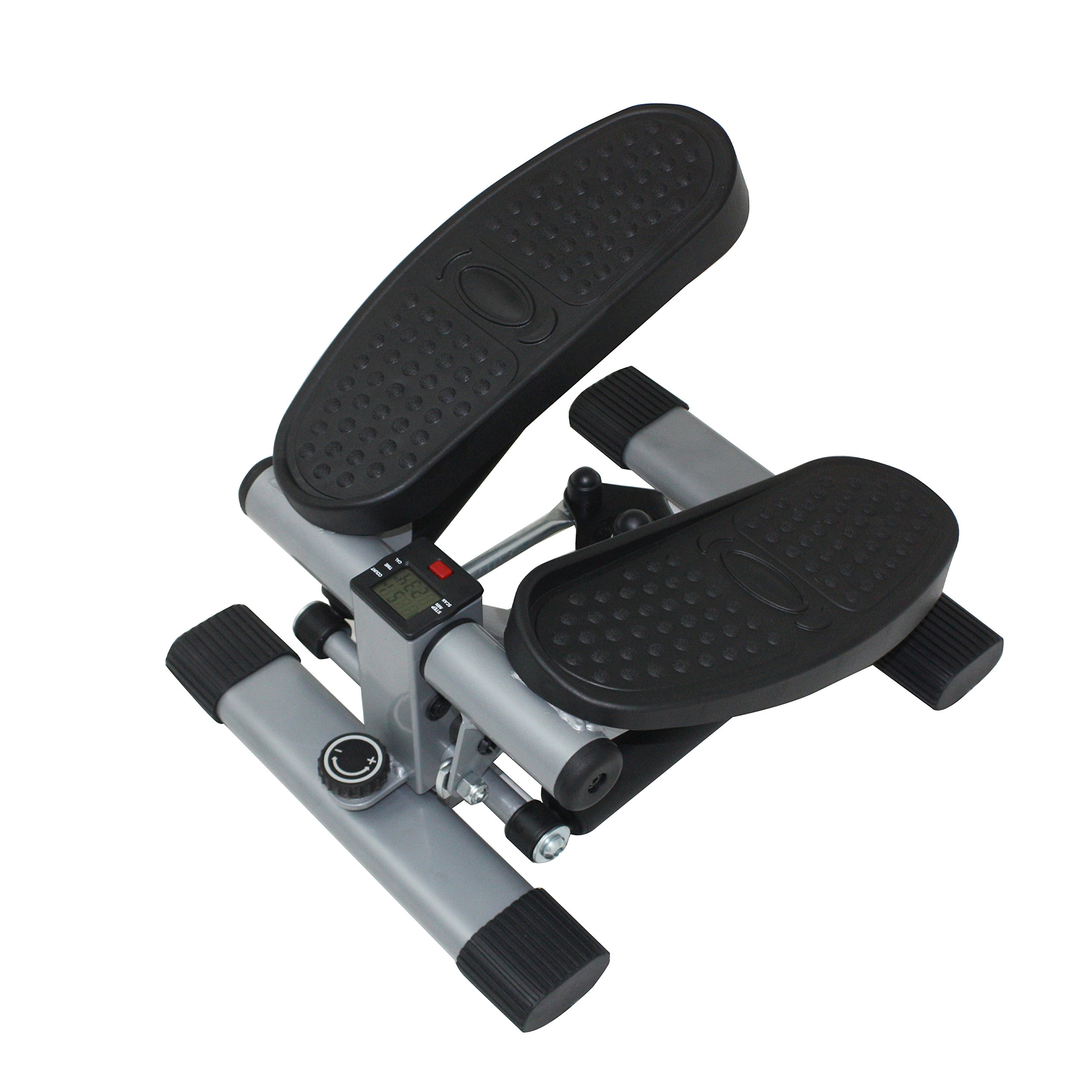Sunny Health & Fitness Dual Action Swivel Stepper by Sunny Health & Fitness
