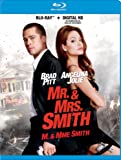 Mr. & Mrs. Smith (Bilingual) [Blu-ray]