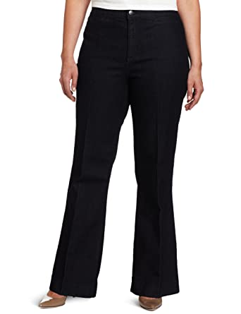NYDJ Women&39s Plus Size Michelle Jeans Trouser Denim 22W at
