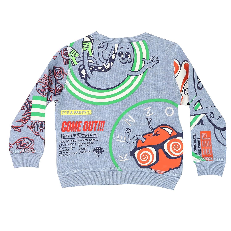Kenzo Kids Printed Sweatshirt