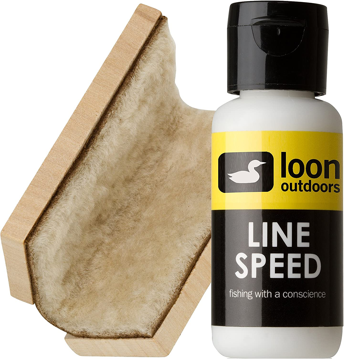 Loon Outdoors Line Up Fly Line Cleaning Kit