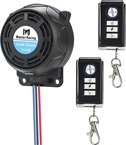 Rupse - Alarma antirrobo para Bicicleta, Sistema de Seguridad con ...