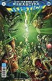 Rinascita. Justice League: 6