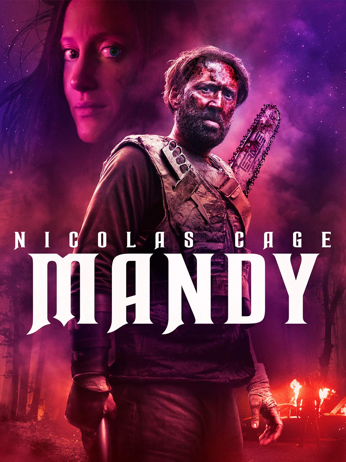 amazon com mandy nicolas cage andrea riseborough linus roache
